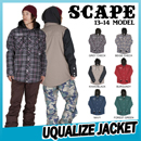 EQUALIZE JACKET