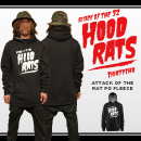 ATTACK OF THE RAT PO FLEECE