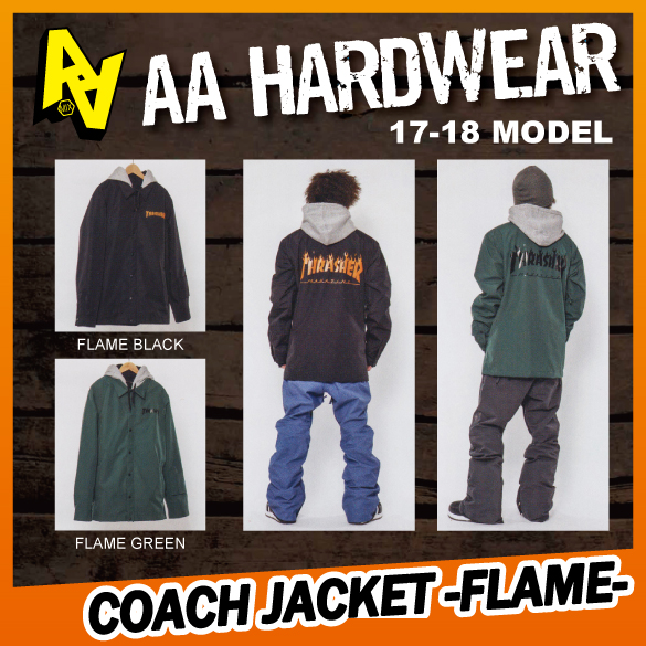 COACH JACKET/FLAMEの商品画像