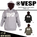 WATER PROTECT LOGO HOODY