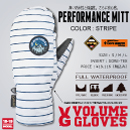 PERFORMANCE MITT/STRIPE